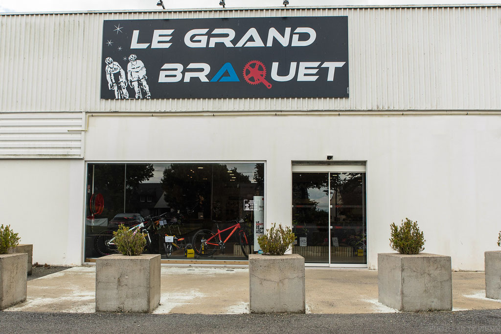 Boutique de vélos -LE GRAND BRAQUET