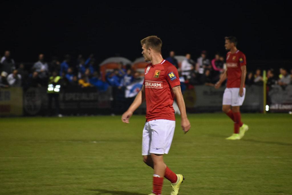 Die Mannschaft rund um Dominik Starkl und Markus Lackner zeigte sich nicht von der besten Seite gegen ASK Ebreichsdorf
