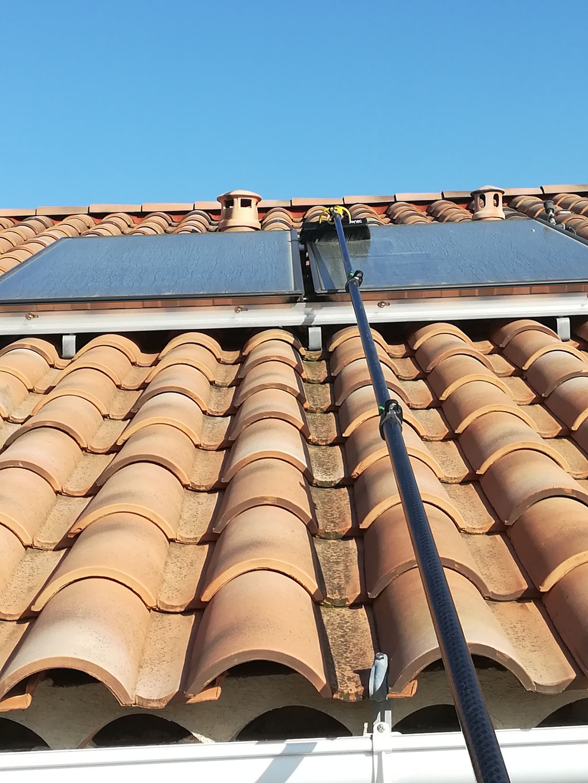 Panneaux solaires chauffe eau