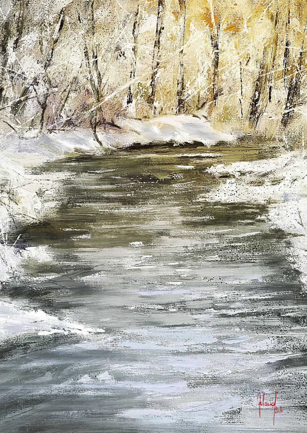Winterly Creek