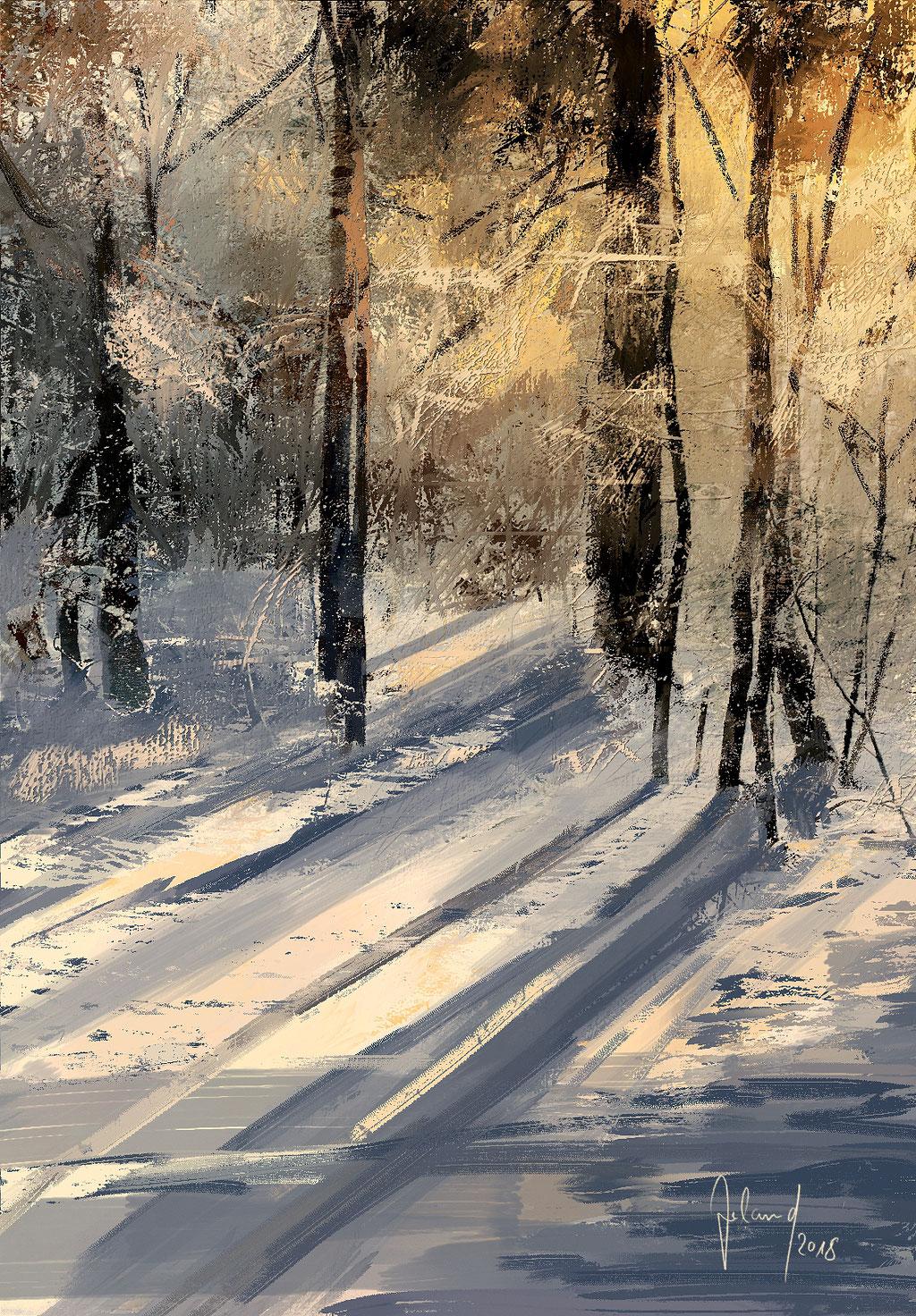 Winterwunderwald 2