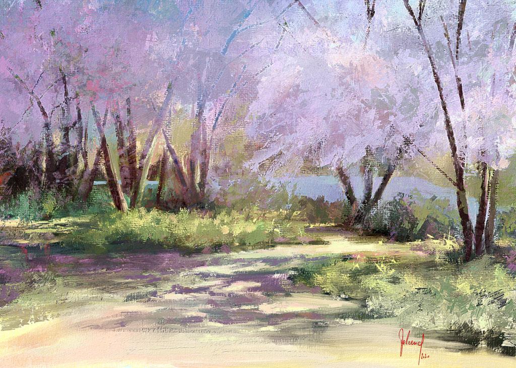 Ein Duft von Frühling