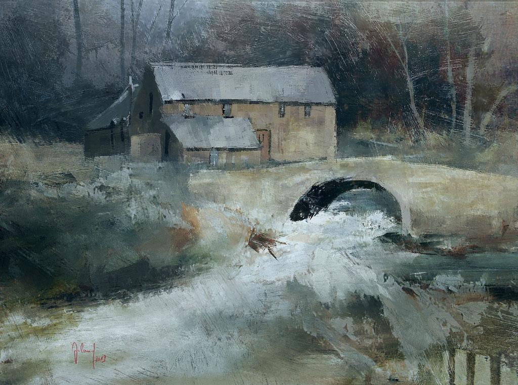Nun Mill, Scotland