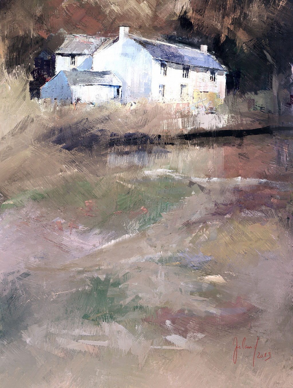 Yorkshire Landhaus 3