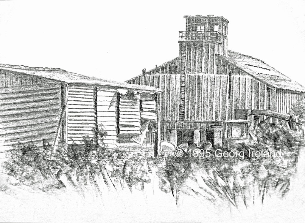 Kirkcudbright shipyard