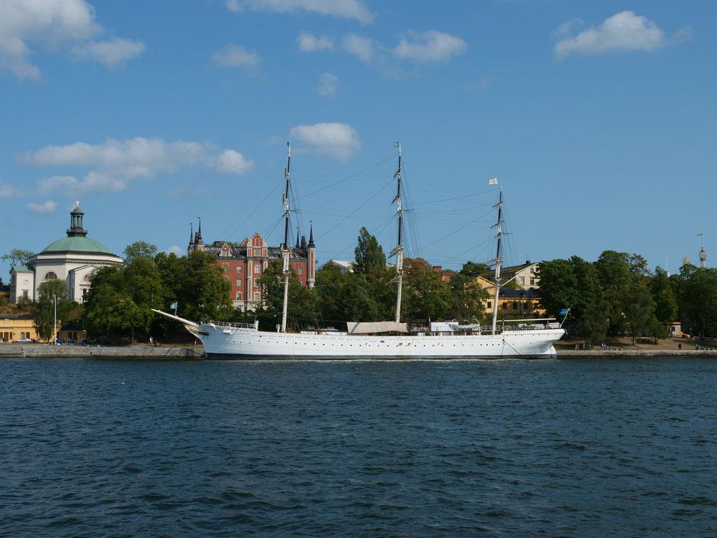 Hafen Stockholm Schweden Skandinavien #NordkappUndZurück #Driveyourownway #explorewithoutnoimits wolf78-overland