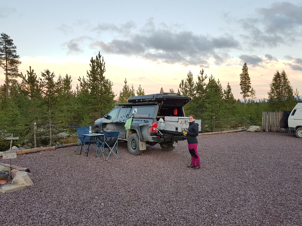 Weiterweg.de Offroad Camping Dalarna Schweden Skandinavien #NordkappUndZurück #Driveyourownway #explorewithoutnoimits wolf78-overland