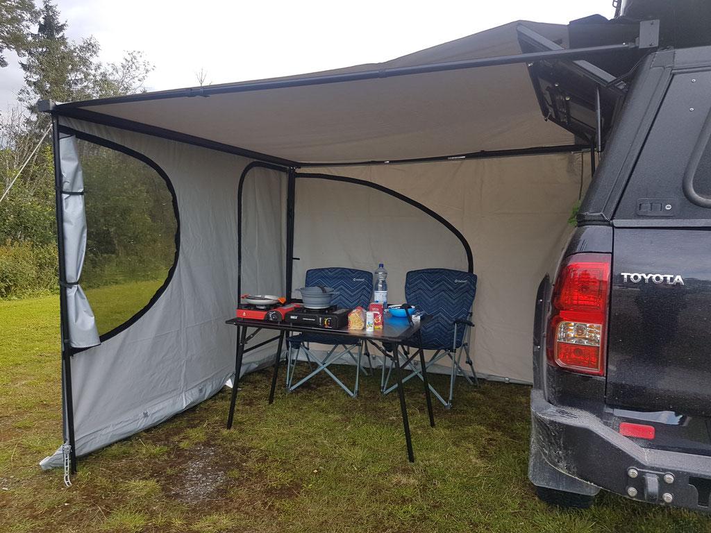 Campingplatz Camp Route 45 Hammerdal Schweden Skandinavien #NordkappUndZurück #Driveyourownway #explorewithoutnoimits wolf78-overland