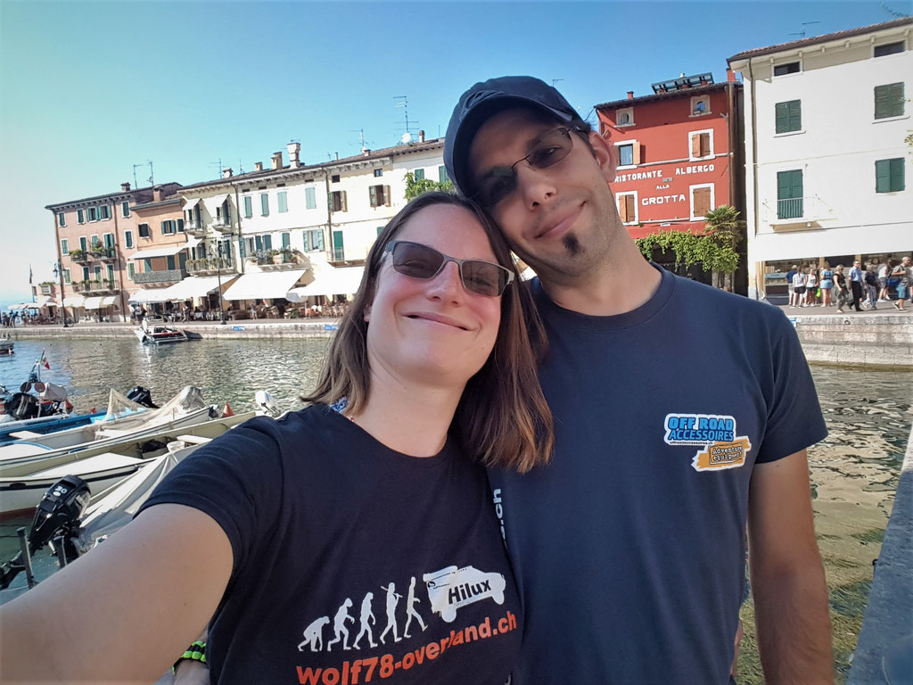 Camping Italien Lazise Gardasee overland Travel #ProjektBlackwolf wolf78  explore without no limits roadtrip offroad Overlandingnomads Dachzeltnomaden wolf78-overland.ch