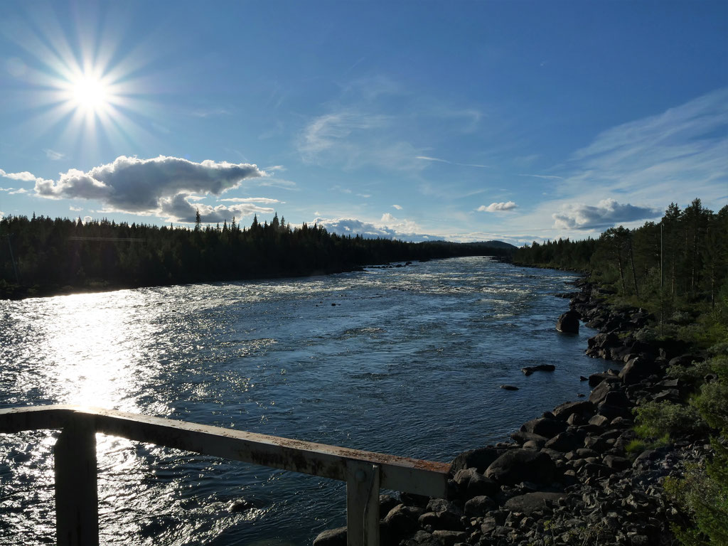 Trollforsen Schweden Skandinavien #NordkappUndZurück #Driveyourownway #explorewithoutnoimits wolf78-overland
