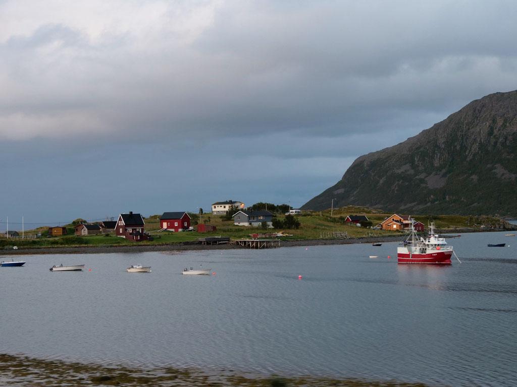 Porsangerfjord Skandinavien Norwegen Norge #NordkappUndZurück #Driveyourownway #explorewithoutnoimits wolf78-overland