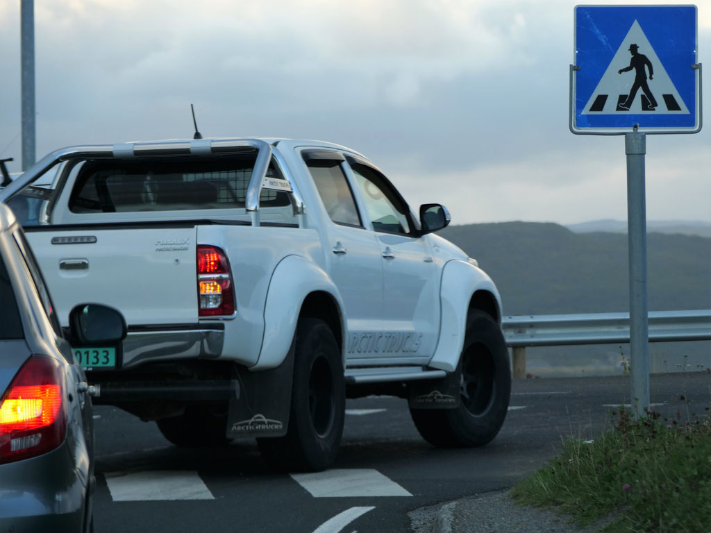 Norwegen Arctic Trucks Norge Hilux Alta Skandinavien #NordkappUndZurück #Driveyourownway #explorewithoutnoimits wolf78-overland