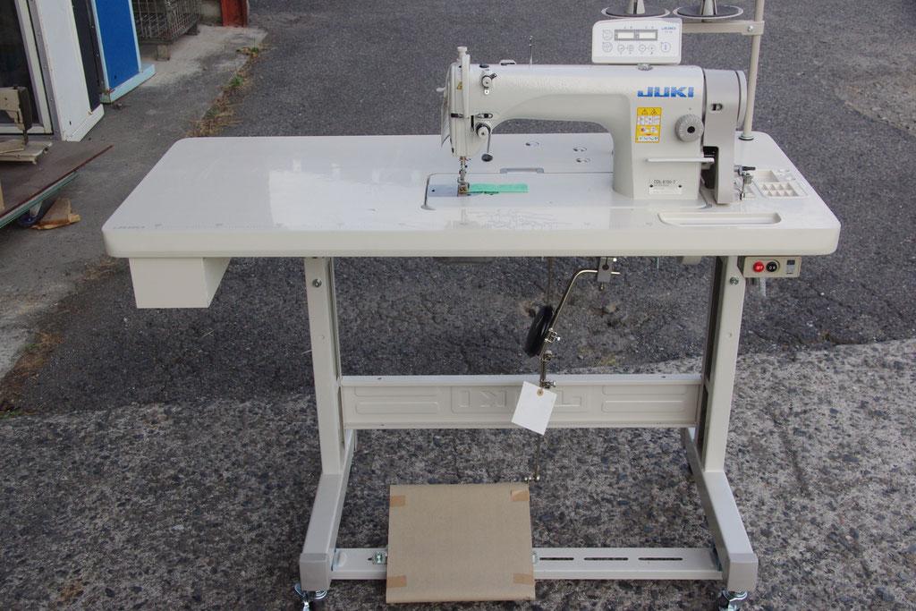 JUKI DDL-8700-7 新品 工業用ミシン 1本針本縫いミシン