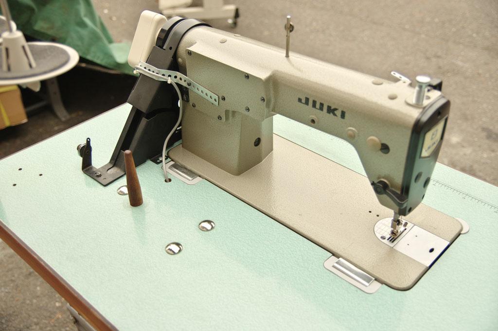 JUKI DDL-227 新品上下停止サーボモーター仕様 工業用ミシン 本縫いミシン