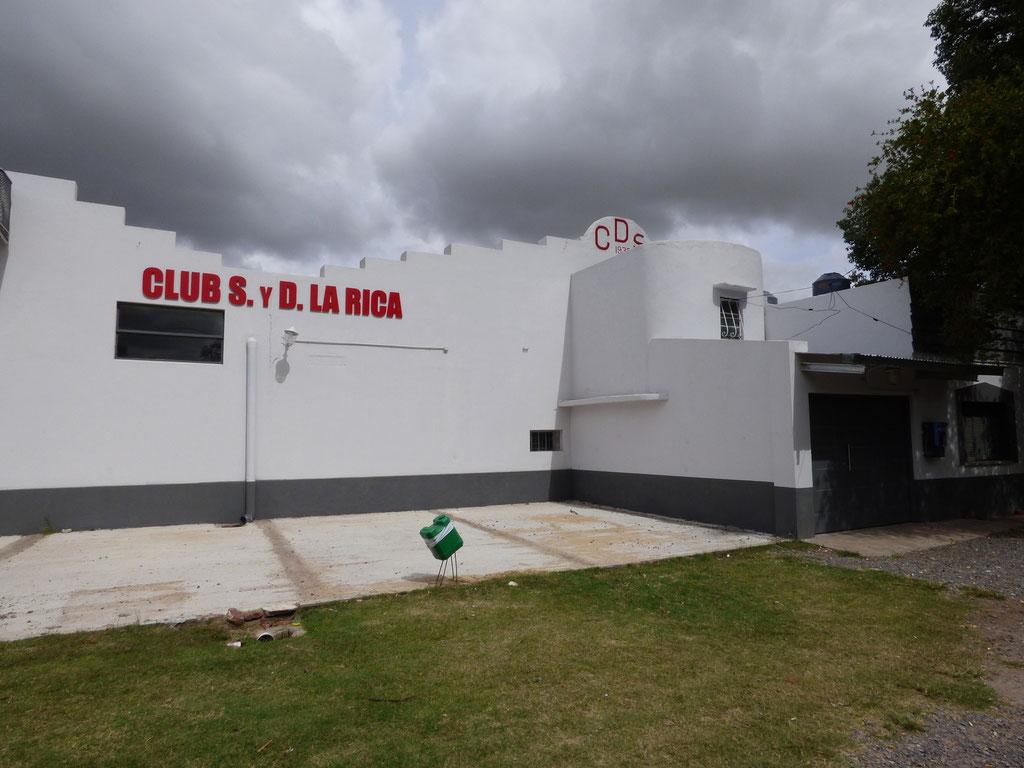 Atlético La Rica - La Rica - Buenos Aires