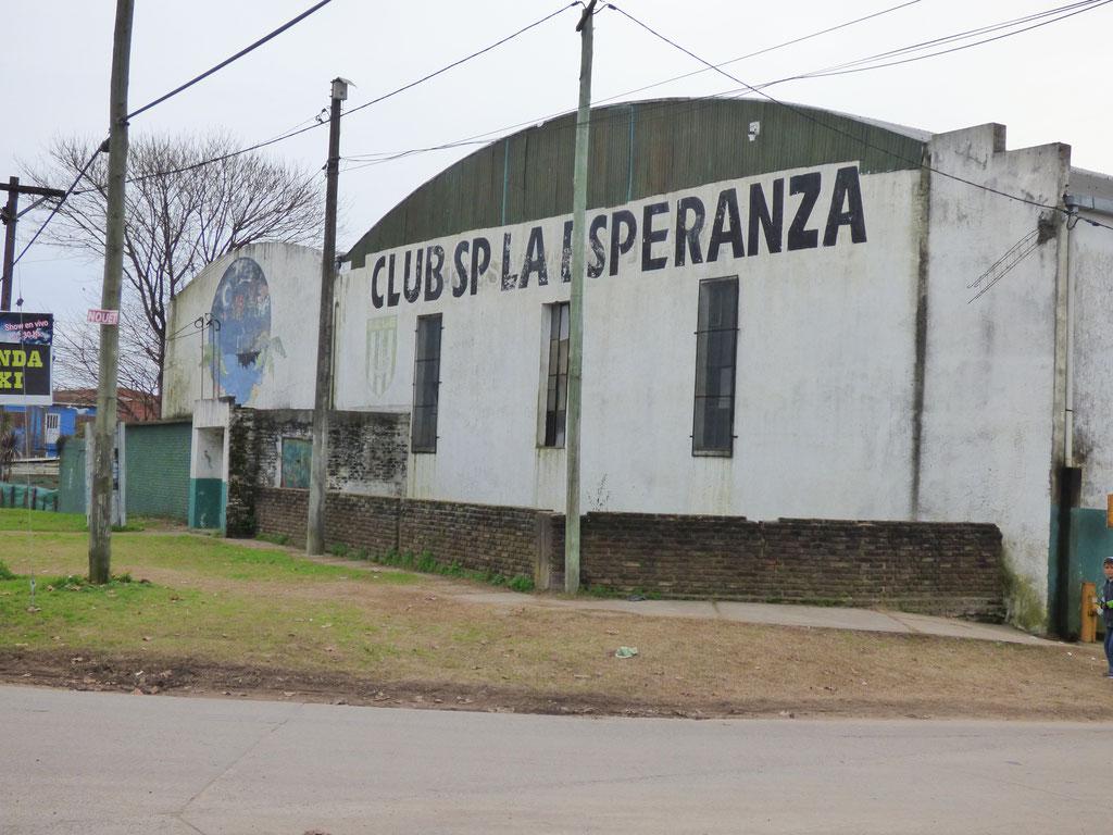 Sportivo La Esperanza - San Pedro - Buenos Aires.