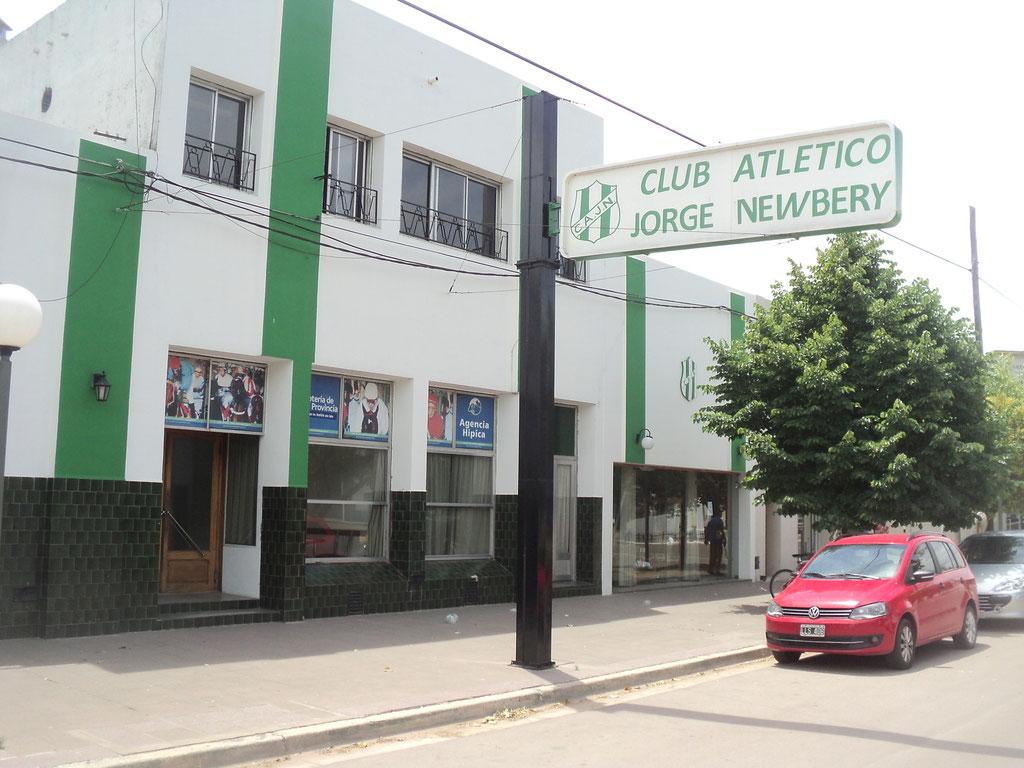 Jorge Newbery - Salliquelo - Buenos Aires