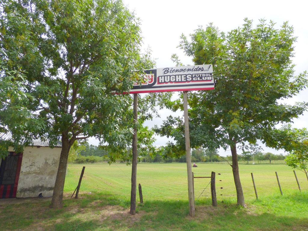 Hughes Foot Ball Club - Colonia Hughes - Entre Rios