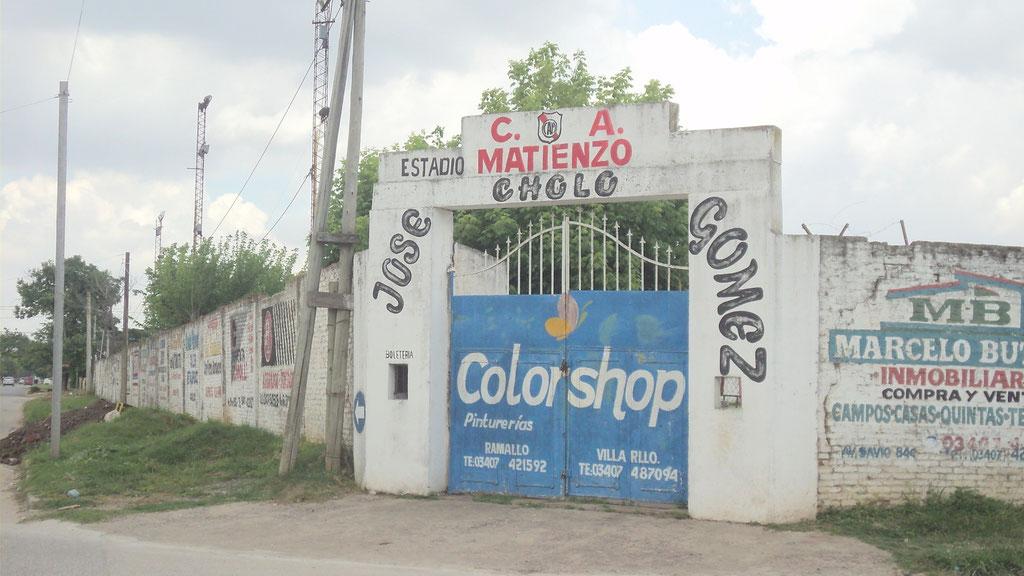 Atletico Matienzo - Ramallo - Buenos Aires