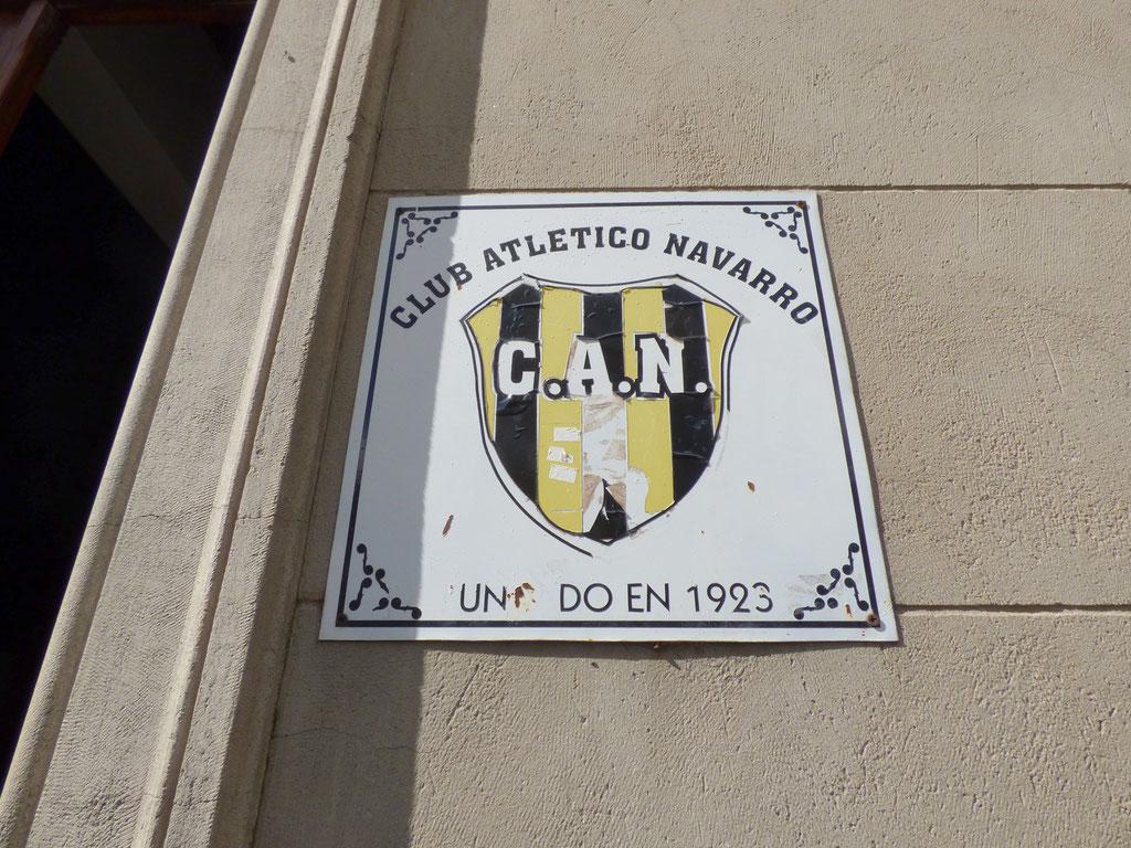 Club Atletico Navarro - Navarro - Buenos Aires.