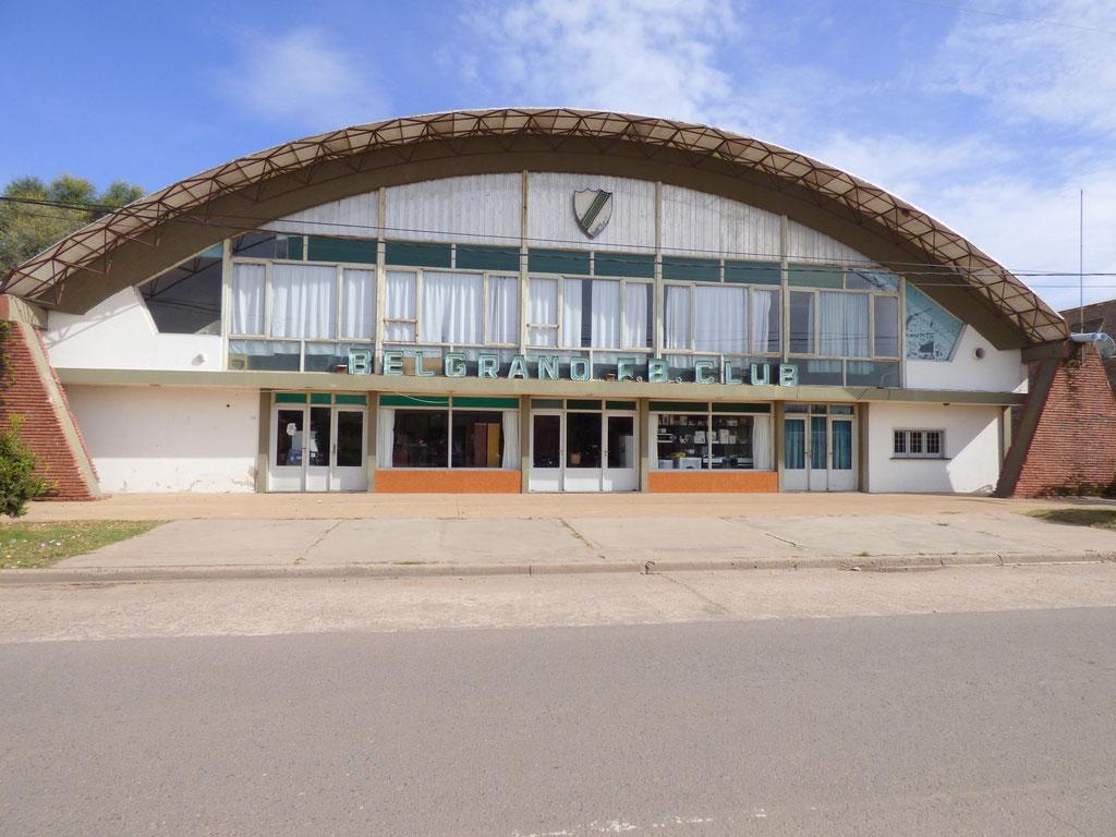 Belgrano Foot Ball Club - Sancti Spiritu - Santa Fe.