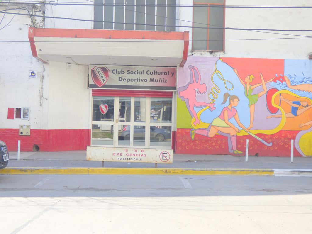 Social,cultural y deportivo Muñiz - Muñiz - Buenos Aires