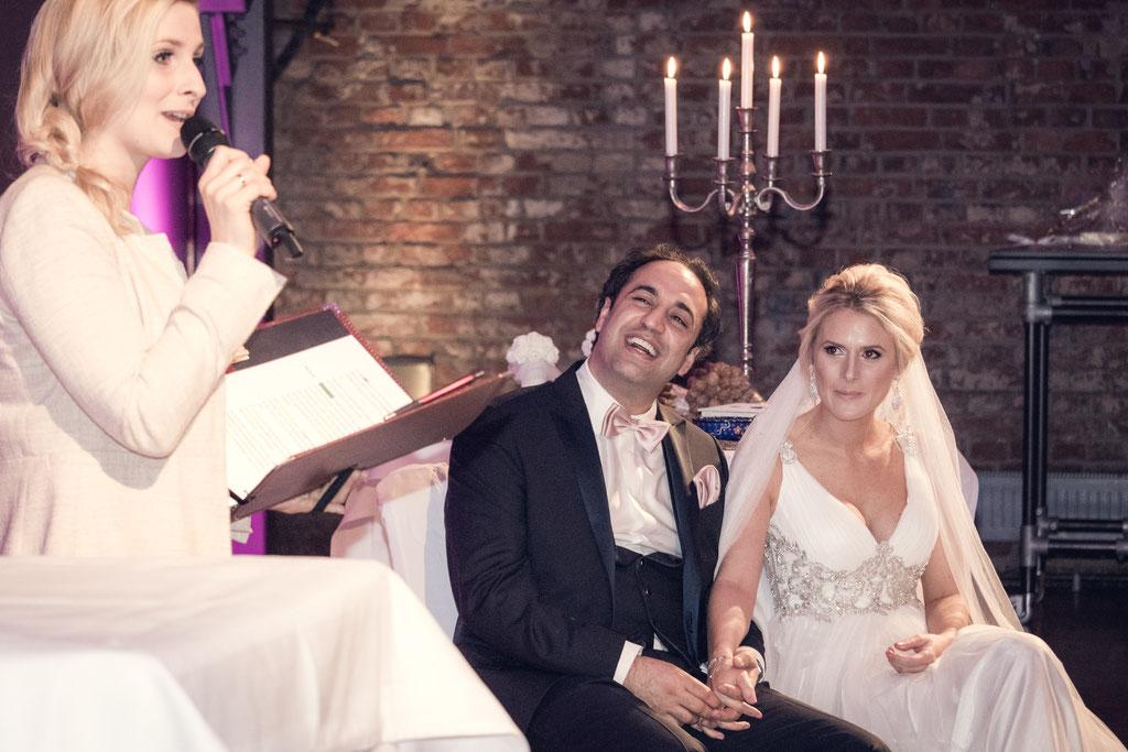 Deutsch-persische Hochzeit im Cavallo in Hannover