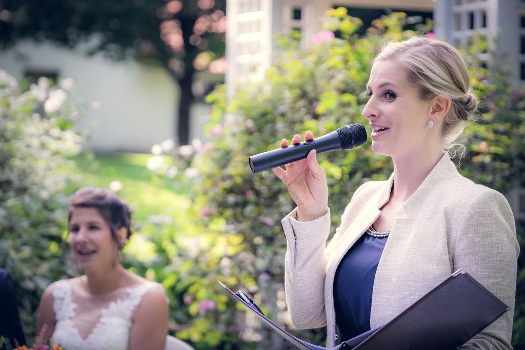 Die passenden Worte zum Hochzeitspaar