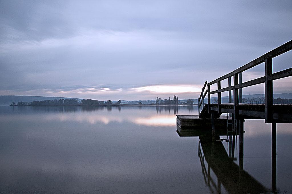 Blick auf die Mettnau von Markelfingen   © Diana Klar Fotografie