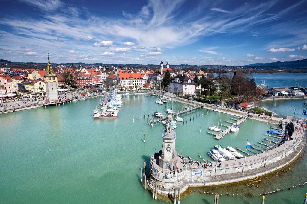 Hafen Lindau | © Diana Klar Fotografie