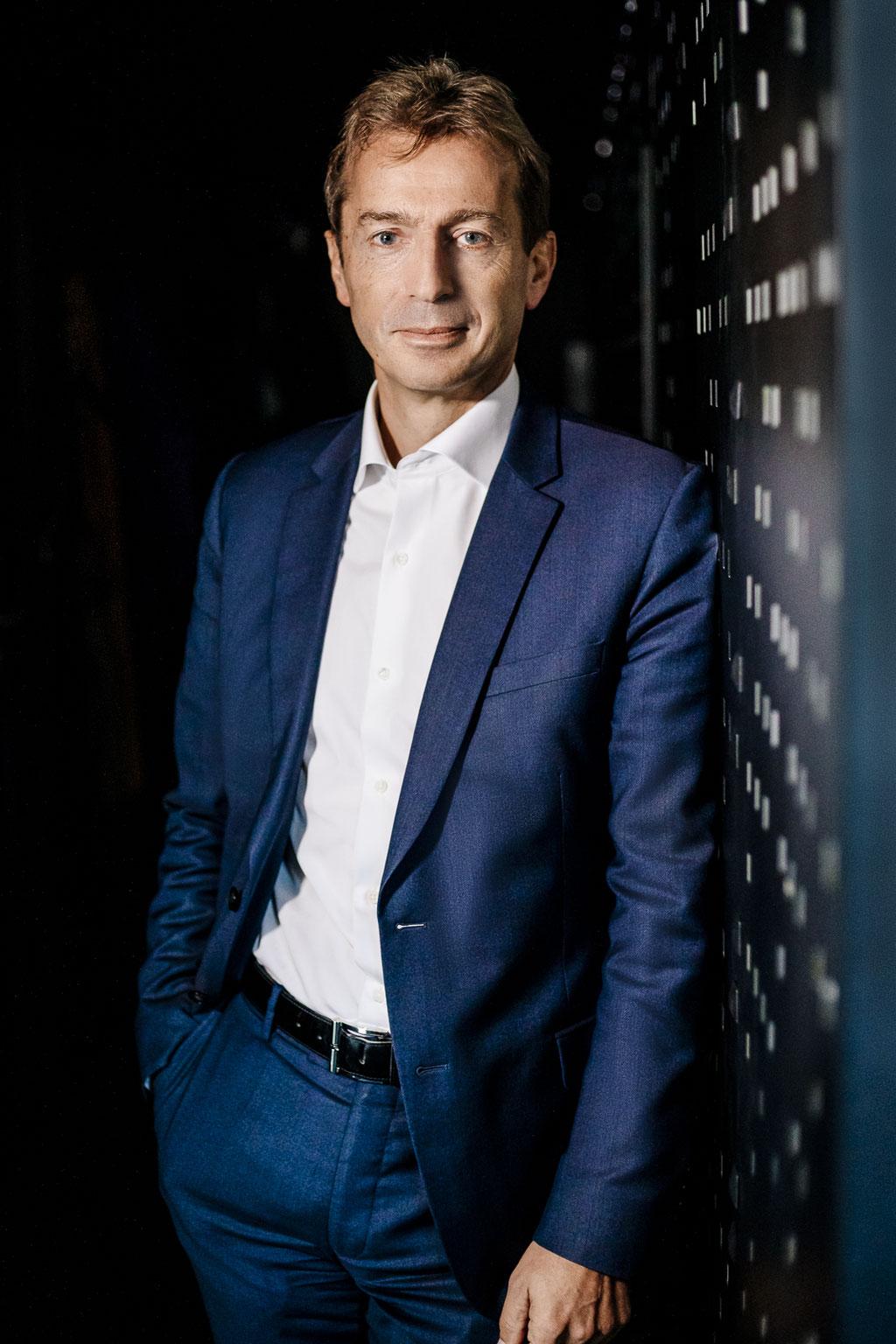 Airbus-Vorstandsvorsitzender Guillaume Faury | © Anne Hufnagl