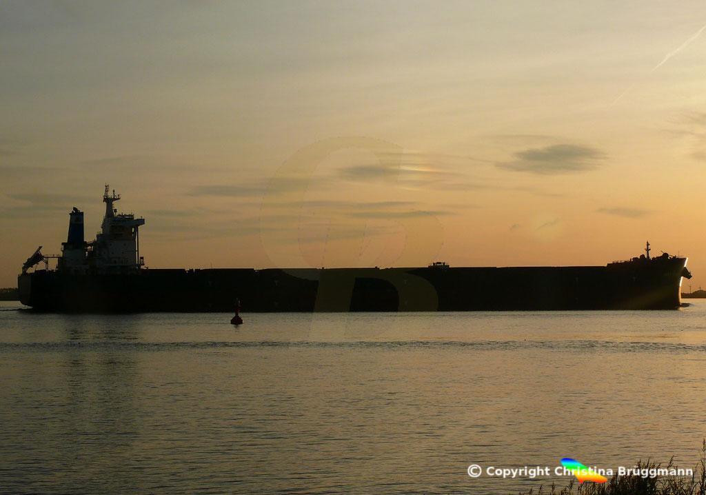 Bulk Carrier ABOY SIENNA, Elbe 17.09.2018, Bild 6