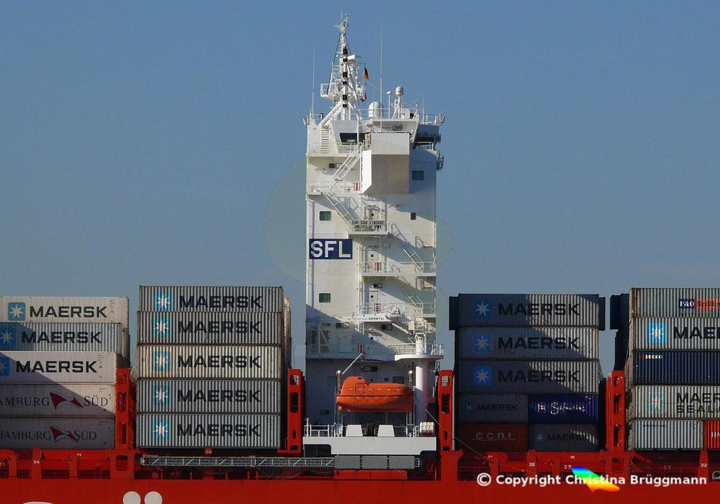 Hamburg Süd Containerschiff CAP SAN VINCENT, Elbe 17.04.2019,  BILD 6