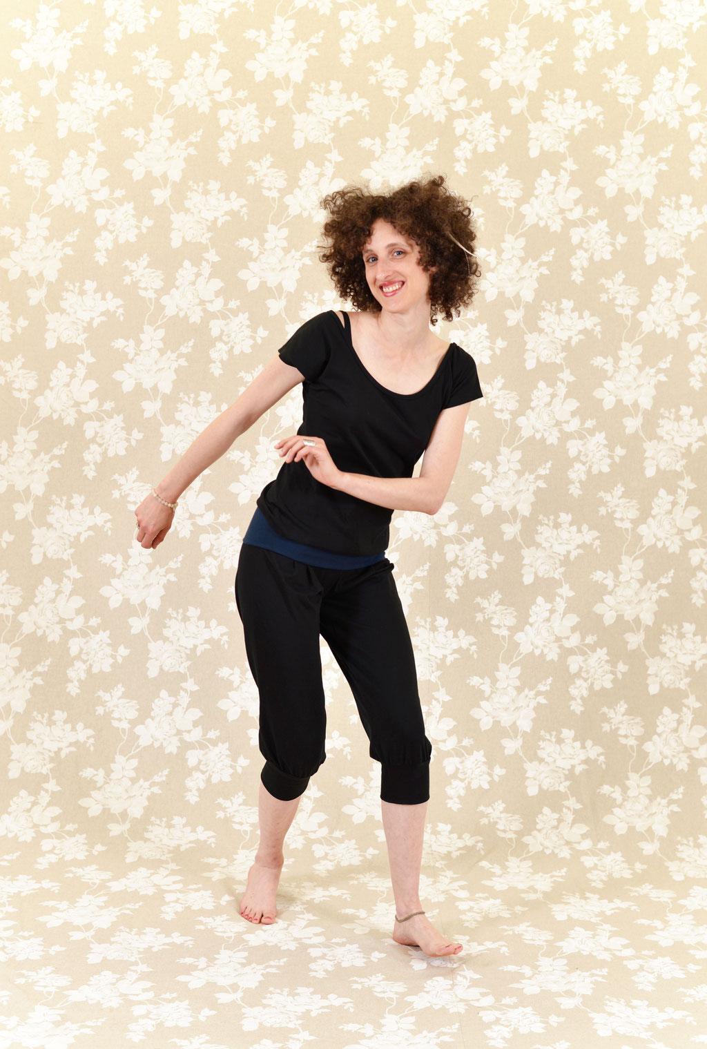 Shirt BIO-Mabel + Hose BIO-Elani: Bio-Baumwolle, Jersey