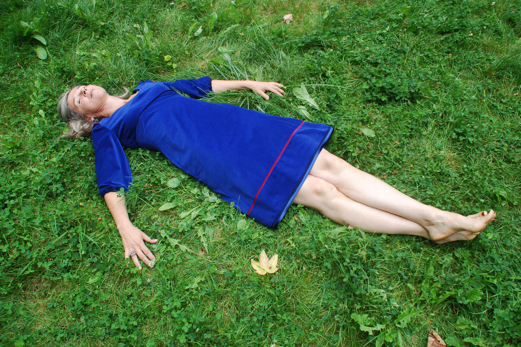 Kleid BIO-Beltaine aus Bio-Baumwolle kbA, Feincord