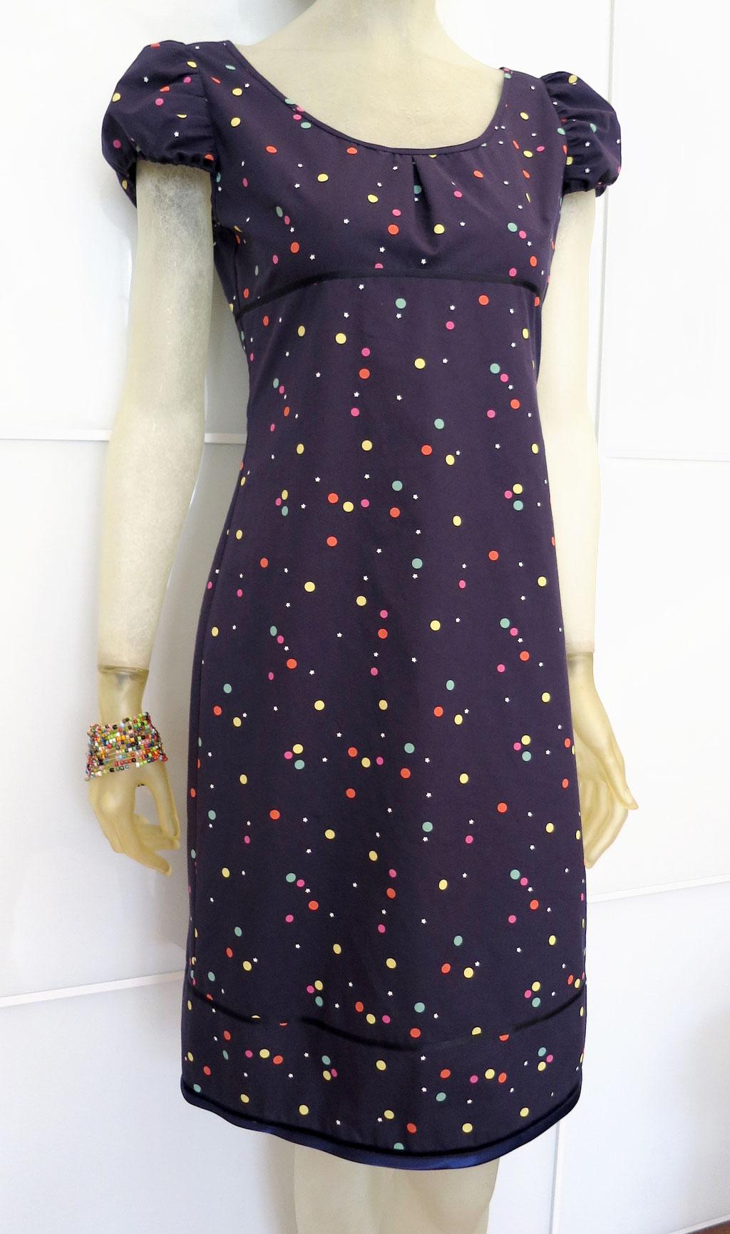 Kleid BIO-Cully aus Bio-Baumwolle kbA