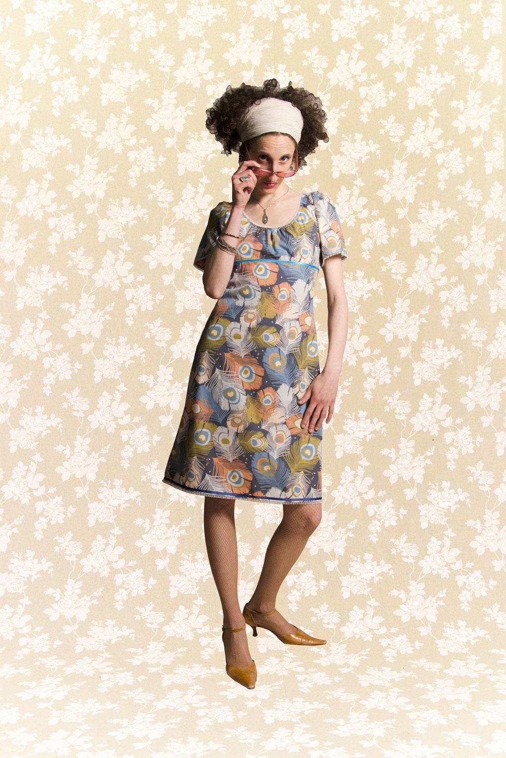 Kleid BIO-Vania aus Bio-Baumwolle kbA