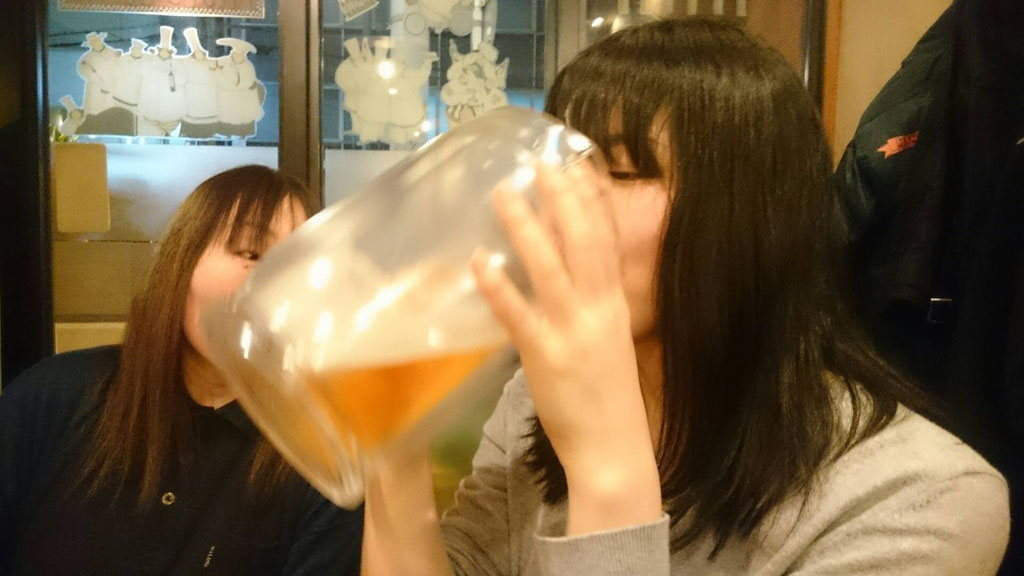 杏奈さんすごいです 七番館