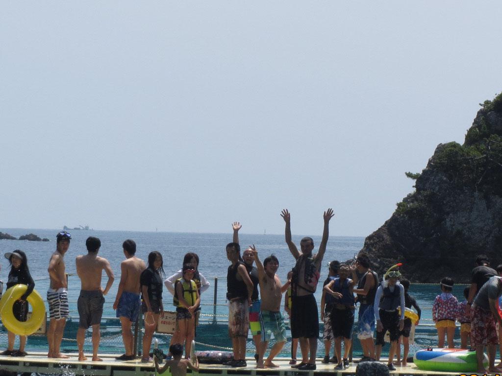 2014 太地 くじら浜