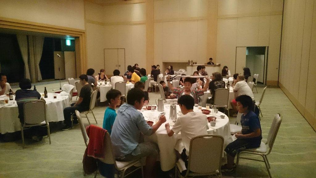 子供たちだけのテーブル!in守山