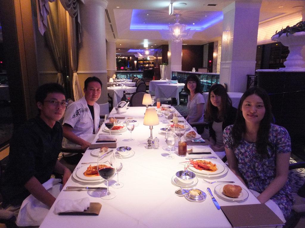 2012 志摩観光ホテルベイスイート ラメール