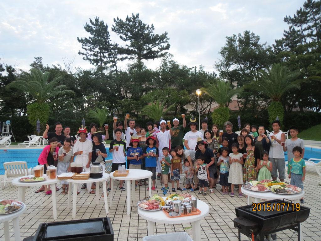 2015 静波リゾート