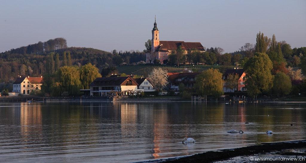 Wallfahrtskirche Birnau am Bodensee