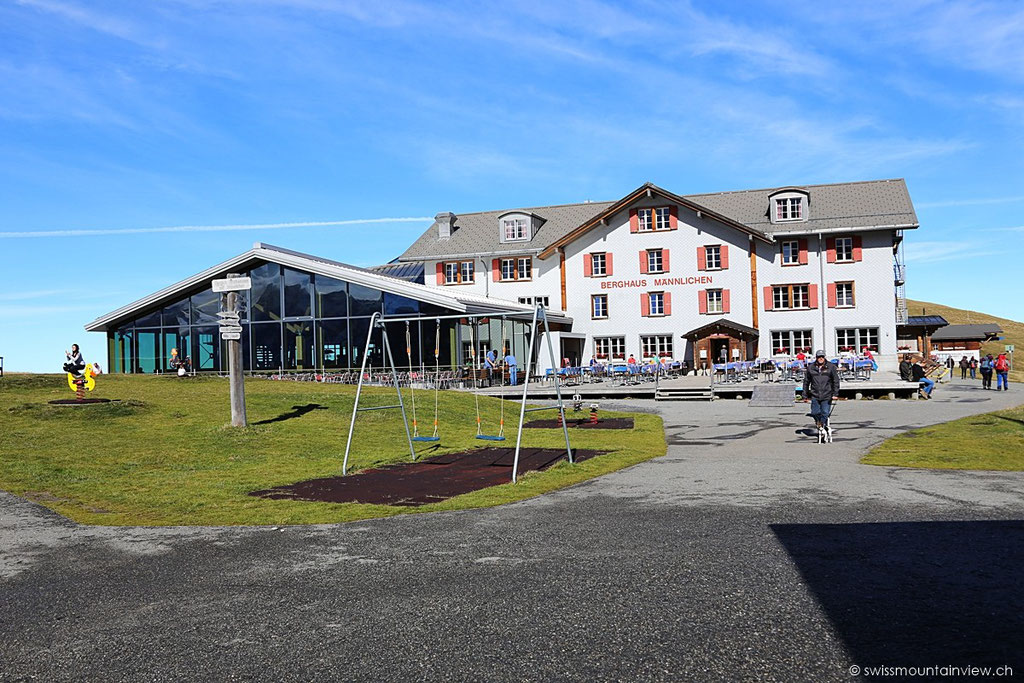 Berggasthaus Männlichen