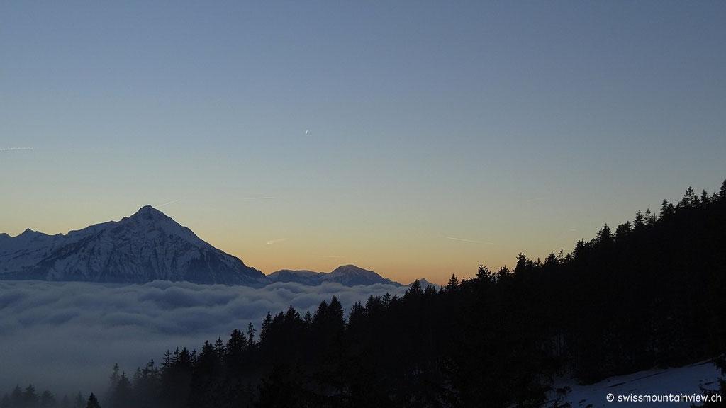 näher zum Nebel
