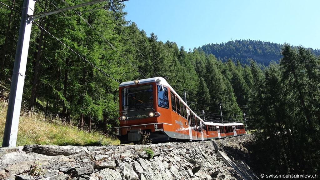Gornergratbahn.