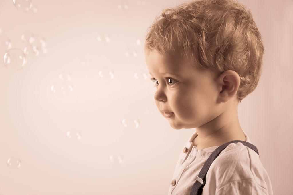 Fotostudio in Erlangen für traumhafte Kinderportraits