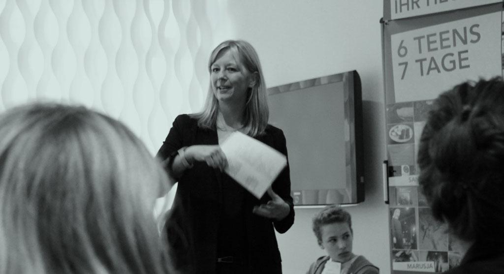 Kira Freese | Konzeption und Moderation Live-Fokusgruppe | div. Veranstaltungen