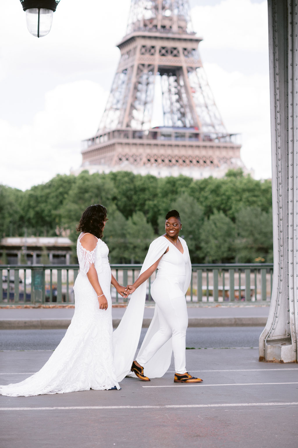 same sex wedding in Paris