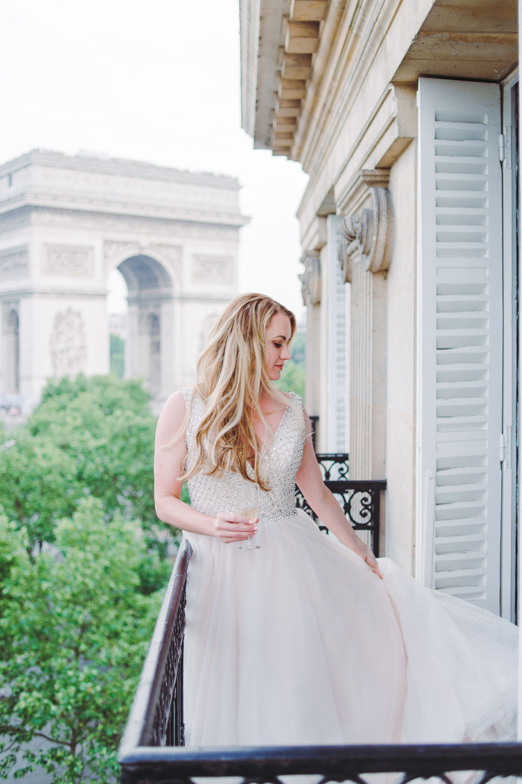 intimate weddings in Paris